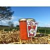 Verse Belgische Handgemaakte Bloedsinaasappel marmelade confituur 200 ml