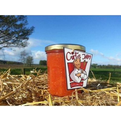 Orange Sanguine marmelade 200 ml - Confiture fraîche artisanale recette