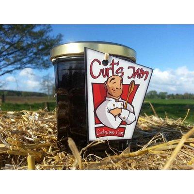 Verse Belgische handgemaakte zwarte bes gelei  200 ml