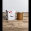 Verse Belgische handgemaakte gember confituur, ook lekker met heet water als warme gemberdrank.