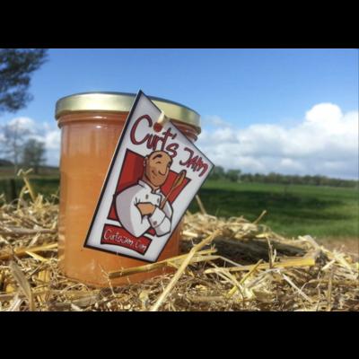 Gelée de pomme - 200 ml - Confiture fraîche artisanale recette