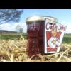Verse handgemaakte bramen confituur - 200 ml
