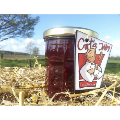 Fresh Belgian handmade blackberries jam - 200 ml