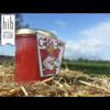 Verse Belgische handgemaakte rode bessen jam/confituur Zonder toegevoegde suiker - 200ml