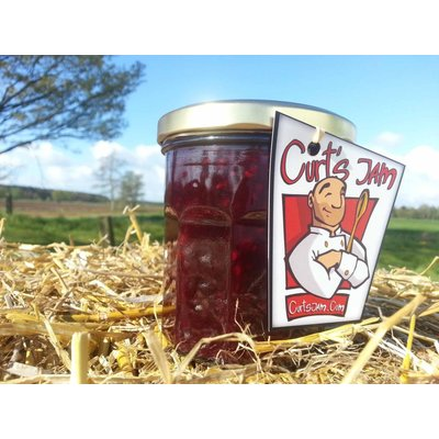 Fresh Belgian handmade forest fruit jam - 200 ml
