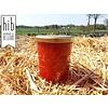 Verse Belgische handgemaakte aardbeiconfituur met vleugje vanille - 200 ml