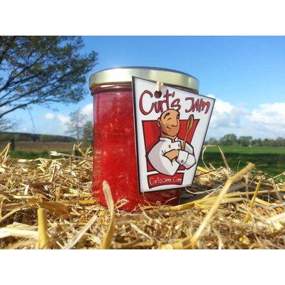 Belgian handmade apple and Rasberry jam - 200 ml