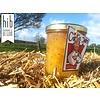 Verse Belgische handgemaakte Kiwi ananas banaan confituur - 200 ml