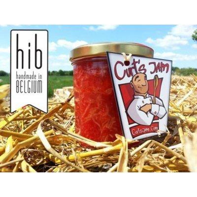 Fresh Belgian handmade strawberry jam 200 ml