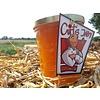 Fresh Belgian handmade apricot jam is without sugar - 200ml