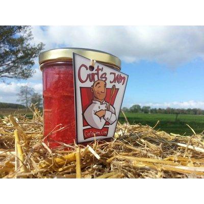 Fraise framboise - Sans sucre 200 ml  - Confiture fraîche artisanale recette