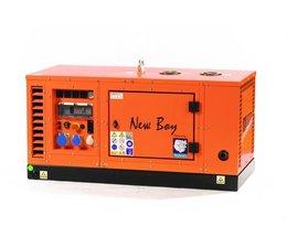 Kubota | Aggregaten | Diesel aggregaten | New Boy EPS123DE