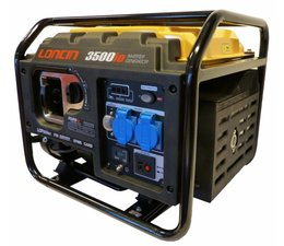 Loncin PM3500iO Open inverter aggregaat 3000W