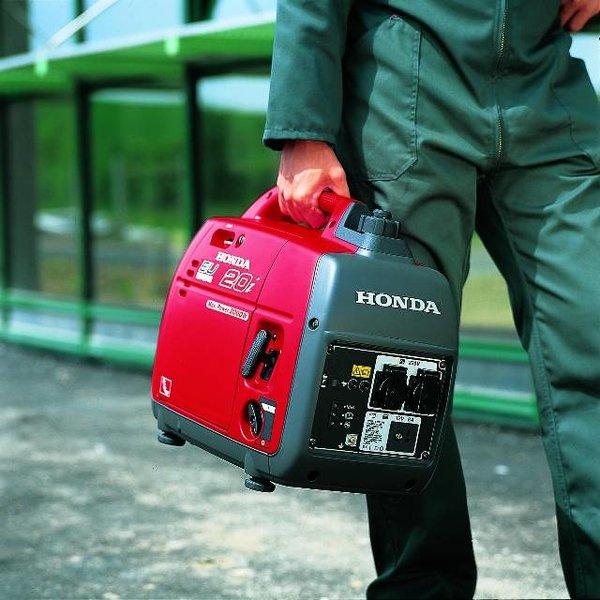 Wszystkie nowe Honda EU20i | Draagbare inverter generator - Gereedshop.nl BT79