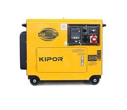 Kipor | Aggregaten | Diesel aggregaten | Kipor KDE6700TA3
