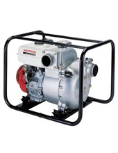Honda WT30 | Professionele vuilwaterpomp