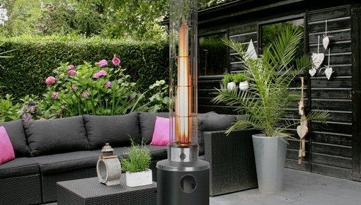 Terrasverwarmers | Patio heaters | Terrasverwarming