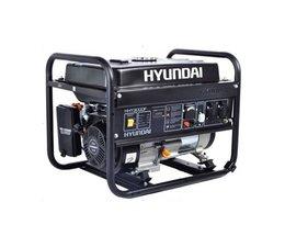 Hyundai benzine motor aggregaat
