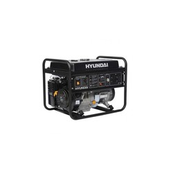 HHY5000F benzine motor aggregaat