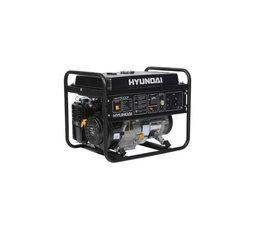 Hyundai HHY5000F benzine motor aggregaat