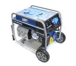 Hyundai HY7000E benzine generator
