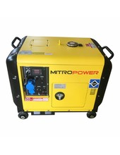 Mitropower MP6000S  - Diesel Aggregaat