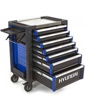 Hyundai Gereedschapswagen - 7 lades 288 delige