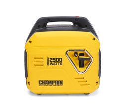 Champion Generators Champion 2500 Watt - 2500W - 17.6Kg - 58dB - Inverter Aggregaat