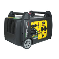 Champion 3400 Watt - 3400W - 51Kg - 59dB - Dual Fuel Aggregaat