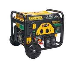Champion Generators Champion 7000 Watt - 7000W - 96.8Kg - 74dB - Dual Fuel Aggregaat