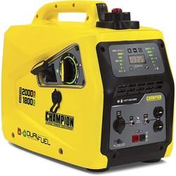 Champion 2000 Watt - 2000W - 26Kg - 53dB - Dual Fuel