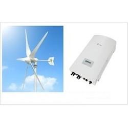 Complete set | Genner 1500W windmolen + Ginlong omvormer
