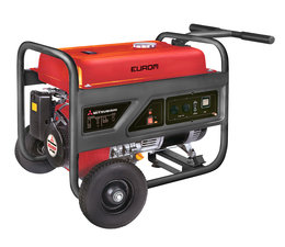 Eurom MM5500 Benzine Aggregaat