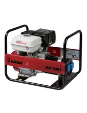 Eurom HM8001 Benzine Aggregaat