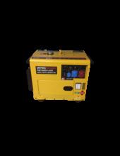 Mitropower PM7500DV-AVR - Diesel Aggregaat - Dual Power