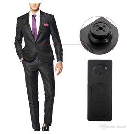 Gadget Dojo Spy Knoop Verborgen HD Camera Met Microfoon 8GB