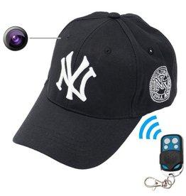 Geeek Spion Kamera Cap HD 1080p Spycam