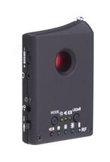Gadget Dojo Anti-Spionkamera-Objektiv-Detektor RF-Verfolger