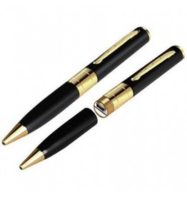 Gadget Dojo Spy Camera Pen - Spion pen - BPR-6