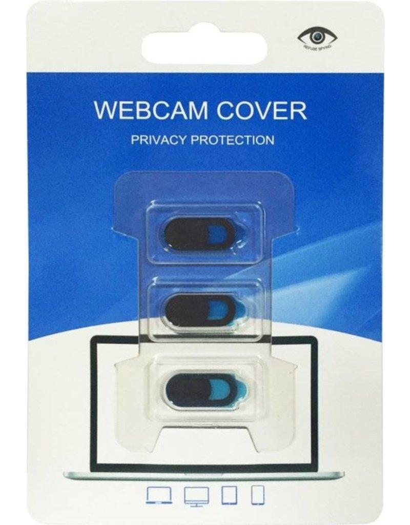 Gadget Dojo Webcam Cover Privacy Protector Ultradun - 3 stuks - Webcam Slider