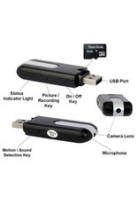 Gadget Dojo Spy USB Stick Camera Recorder HD