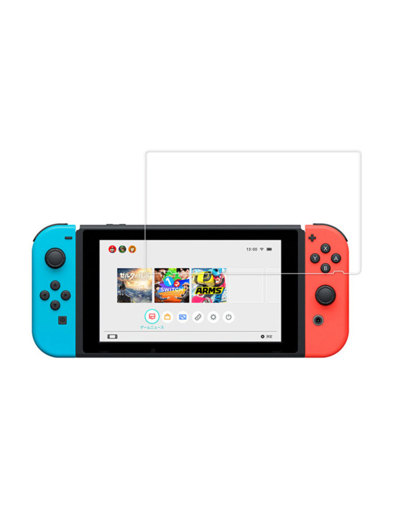 Gadget Dojo Displayschutz aus gehärtetem Glas für Nintendo Switch