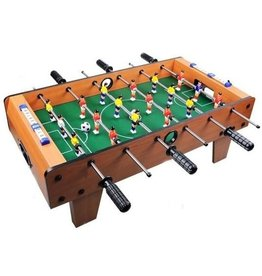 Geeek Qualität Kicker-Spiel Holz 70 cm