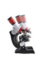 Gadget Dojo Kids Junior Microscoop 100X-1200X Laboratorium Educatief Speelgoed Kinderen