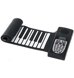 Gadget Dojo Roll-Up Piano