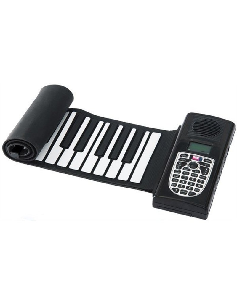 Gadget Dojo Roll-Up Piano