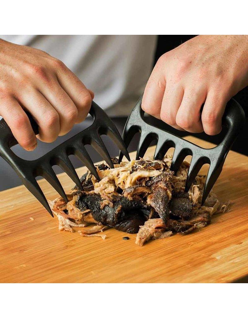 Gadget Dojo Vlees Klauwen BBQ Bear Meat Claws - Pulled Pork Shredder