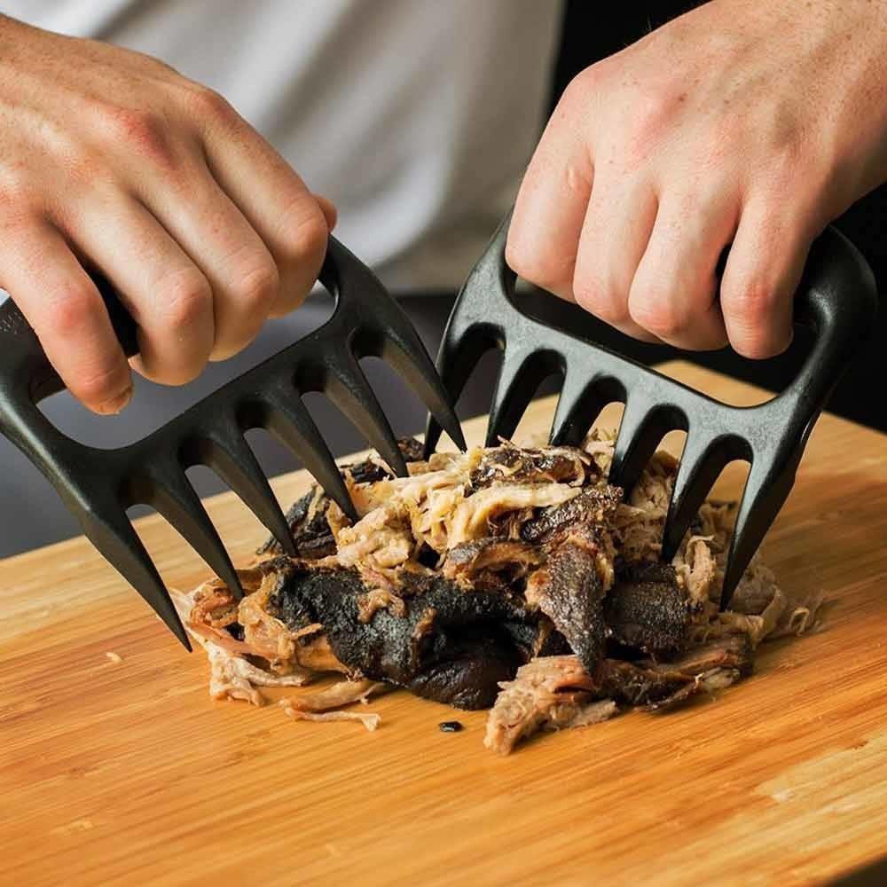Vlees Klauwen BBQ Bear Meat Claws - Pulled Pork Shredder