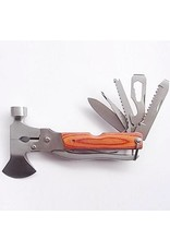 Gadget Dojo Camping Überlebens-Werkzeug-Multifunktions Hammer Axe Zangen Messer