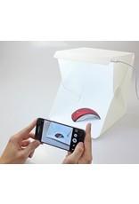Gadget Dojo Opvouwbare Fotostudio Opnametent met LED Verlichting